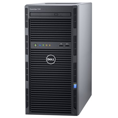 Dell PowerEdge T130 (E3-1220v5/8GB/2x1TB)