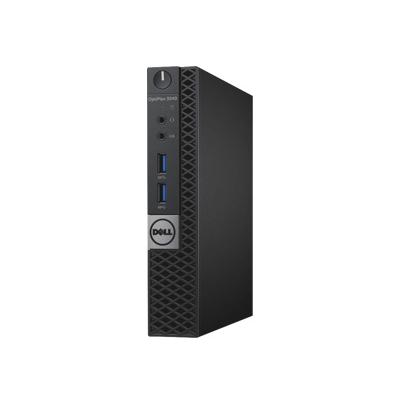 Dell OptiPlex 3040 MFF (i3-6100T/4GB/500GB/W10)