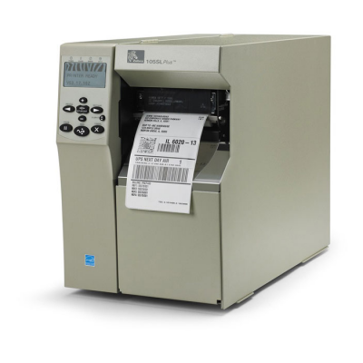 Zebra 105SLPlus Industrial Printer (102-80E-00000)