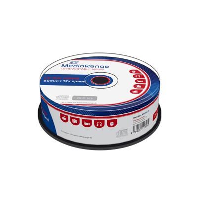MediaRange CD-RW 700MB 10 pieces