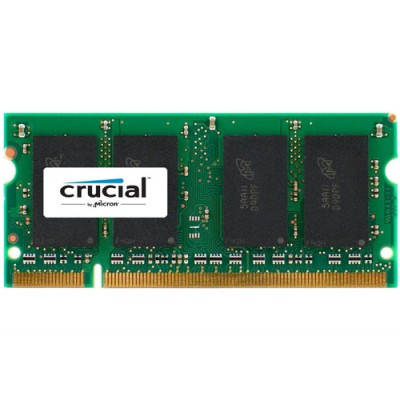 Crucial 1GB DDR2-800MHz (CT12864AC800)