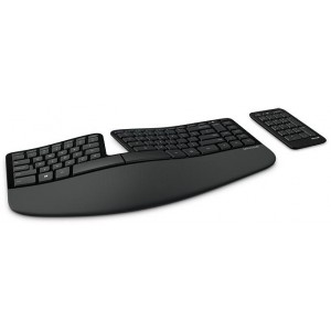 Microsoft Wireless Sculpt Ergonomic Desktop