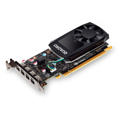 PNY NVIDIA Quadro P600 Professional Graphics Board