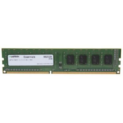 Mushkin 992029- 2GB DDR3-1600 Essentials