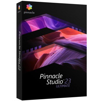 Pinnacle Studio 23 Ultimate (PNST23ULMLEU)