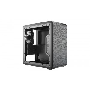 Cooler Master MasterBox Q300L Mini Tower Case (Black)