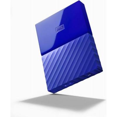 WD MYPASSPORT 4TB BLUE