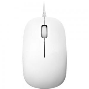 V7 Optical USB Mouse - White