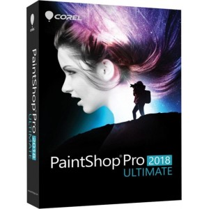 Corel PaintShop Pro 2018 Ultimate, 1U