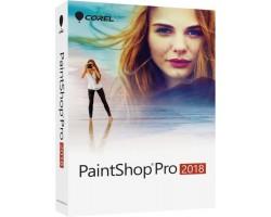 PaintShop Pro 2018 1U