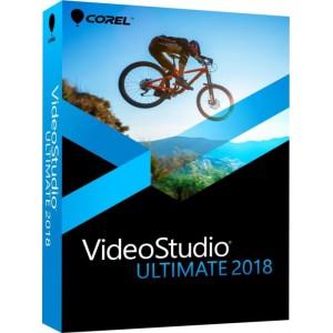 Corel VideoStudio 2018 Ultimate EU