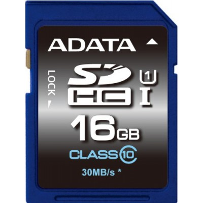 Adata Premier SDHC 16GB U1