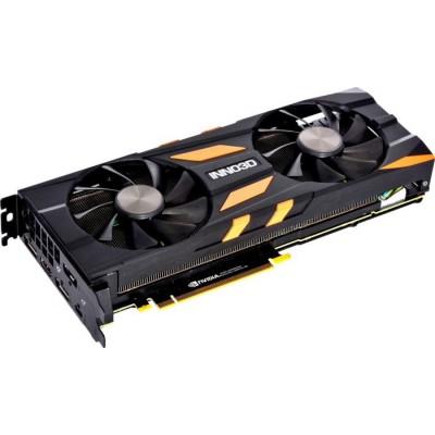 Inno 3D GeForce RTX 2080 X2 OC 8GB (N20802-08D6X-1180633)