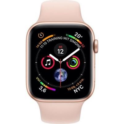 Apple Watch Series 4 GPS Aluminium (44mm) Pink Sand Sport Band