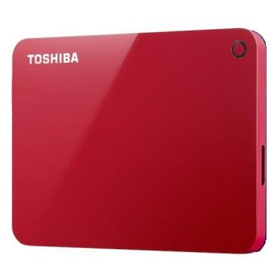 Toshiba Canvio Advance 1TB (Red)