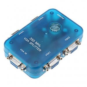 Mcab 4 PORT VGA VIDEO SPLITTER (SPL0802)