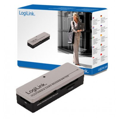 LogiLink Card Reader Mini All-in-1 CR0010