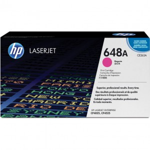 HP Color LaserJet CE253A Magenta Print Cartridge