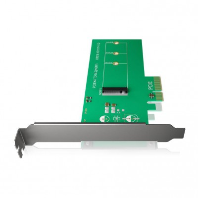 RaidSonic IcyBox M.2 PCIe SSD to PCIe 3.0 x4 Host
