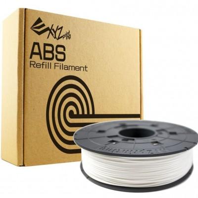DaVinci Filamentcassette Snow White Refill ABS for da Vinci 600g