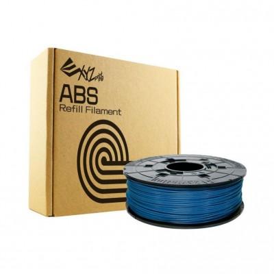Filamentcassette Steel Blue Refill ABS for da Vinci