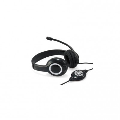 CONCEPTRONIC headset stereo cable Micro black