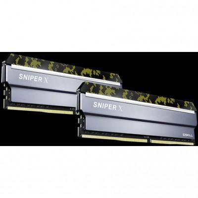 G.Skill Sniper X Digital Camo 32GB DDR4-3200MHz (F4-3200C16D-32GSXKB)