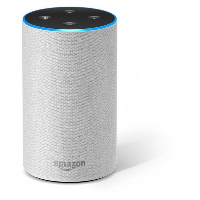 Amazon Echo (2nd Generation) Sandstone Fabric B06ZYW1XBT
