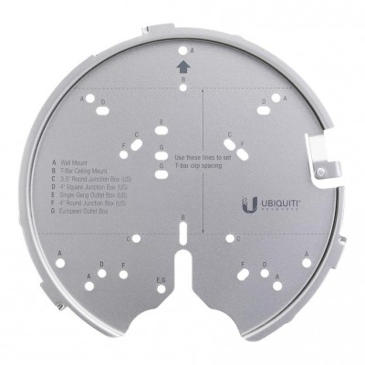 Ubiquiti Versatile mounting system f. UAP AC PRO / HD / SHD