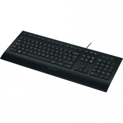 Logitech K280e Wired Keyboard (US International)
