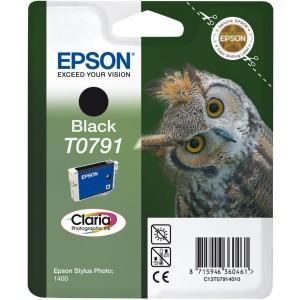 Cartridge Epson Stylus R1400 black T0791