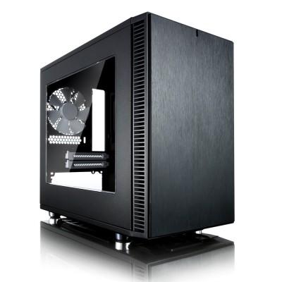 Fractal Design Define Nano S Window (Black)