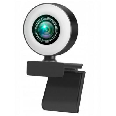 DUXO webcam-q20 1080P USB with built-in lighting lamp