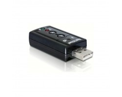 DeLock USB Sound Adapter 7.1