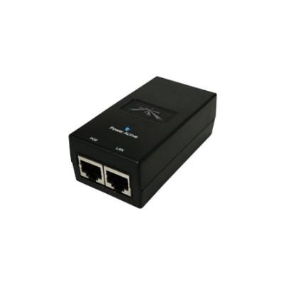 Ubiquiti POE Injector, 24V, 12W, Gigabit Port