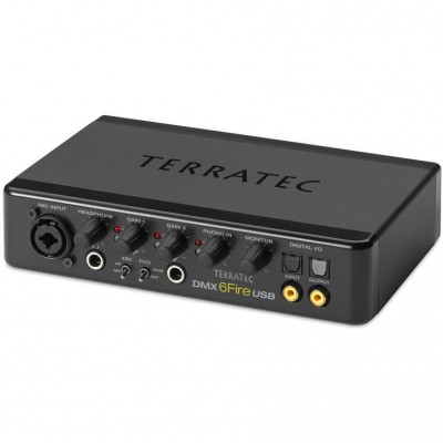 TerraTec SoundSystem DMX 6Fire USB