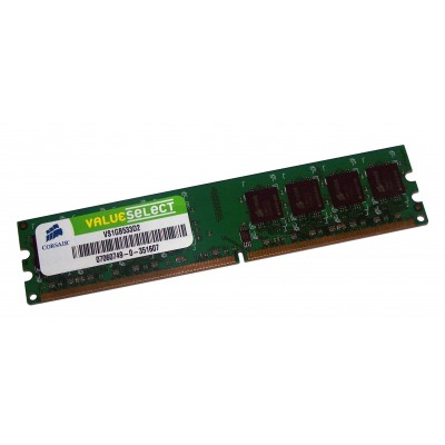 Corsair 1GB DDR2-533MHz (VS1GB533D2)