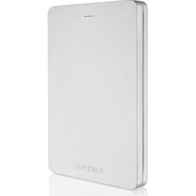 Toshiba Canvio Alu 2TB Silver