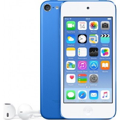 Apple iPod Touch 32GB 6th Generation Blue