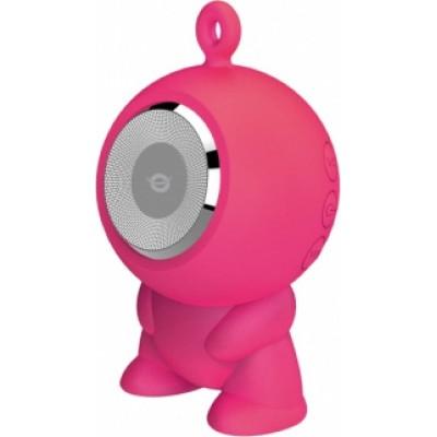 Conceptronic Wireless Bluetooth Waterproof Speaker Pink (CSPKBTWPHF)