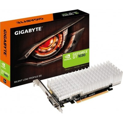 Gigabyte GeForce GT 1030 2GB Silent Low Profile (GV-N1030SL-2GL)