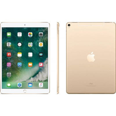 """Apple iPad Pro 2017 10.5"""" WiFi and Cellular (256GB) Gold"""