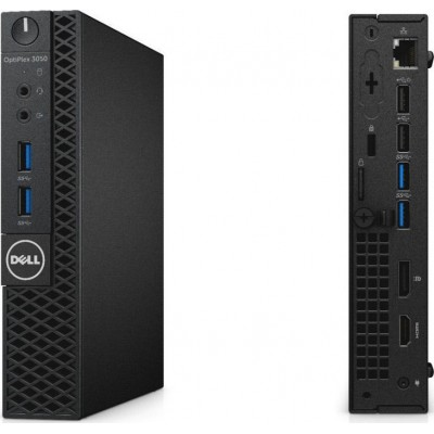 Dell Optiplex 3050 Micro (i5-7500T/4GB/500GB/W10)