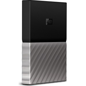Western Digital My Passport Ultra 2TB Black-Grey (2016)
