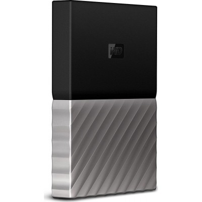 Western Digital My Passport Ultra 1TB Black-Grey (2016)