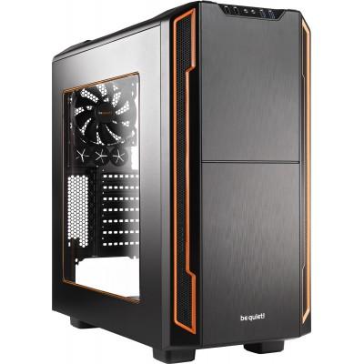 Be Quiet Silent Base 600 Window Orange