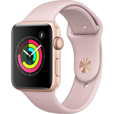 Apple Watch Series 3 Aluminium 42mm GPS Gold