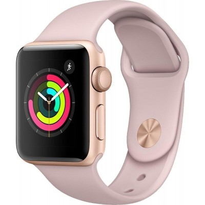 Apple Watch Series 3 Aluminium 38mm (Pink sand)
