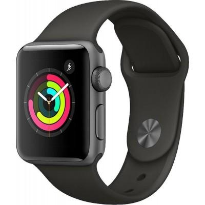 Apple Watch Series 3 Space Grey Aluminium 38mm (Grey Loop)