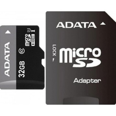 Adata Premier microSDHC 32GB U1 with Adapter